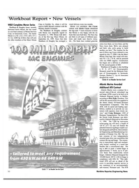 Maritime Reporter Magazine, page 52,  Nov 2000 New York
