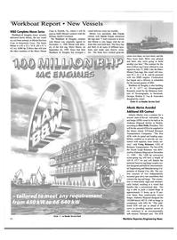 Maritime Reporter Magazine, page 52,  Nov 2000