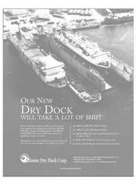 Maritime Reporter Magazine, page 55,  Nov 2000 Dry Dock Corp.
