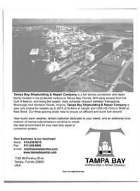 Maritime Reporter Magazine, page 59,  Nov 2000