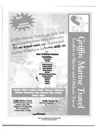 Maritime Reporter Magazine, page 63,  Nov 2000 Oubai Qriffin Marine Travel