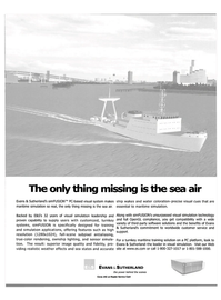 Maritime Reporter Magazine, page 65,  Nov 2000 maritime training solution
