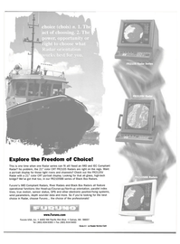 Maritime Reporter Magazine, page 7,  Nov 2000 river Black Box Radars