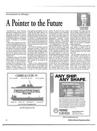 Maritime Reporter Magazine, page 11,  Dec 2000 David Tinsley