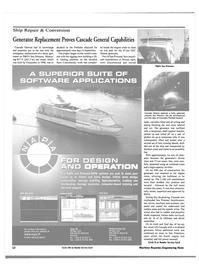 Maritime Reporter Magazine, page 15,  Dec 2000 generator