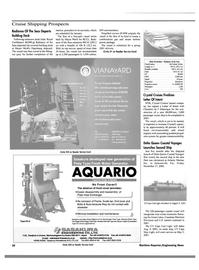 Maritime Reporter Magazine, page 29,  Dec 2000 Coastal Voyages