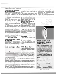 Maritime Reporter Magazine, page 30,  Dec 2000 Eastern Caribbean