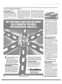 Maritime Reporter Magazine, page 31,  Dec 2000 Tor Isak Olsen