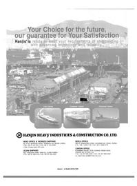 Maritime Reporter Magazine, page 33,  Dec 2000 Hanjin Heavy Industries & Construction Co. Ltd.