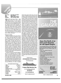 Maritime Reporter Magazine, page 36,  Dec 2000 Maryland