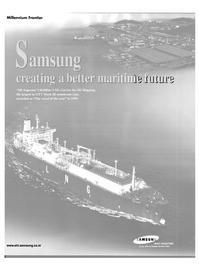 Maritime Reporter Magazine, page 45,  Dec 2000 SK Shipping