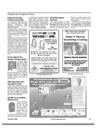 Maritime Reporter Magazine, page 46,  Dec 2000 California