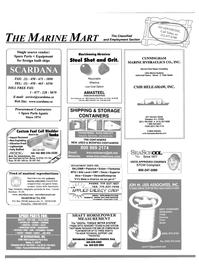 Maritime Reporter Magazine, page 57,  Dec 2000 MTU