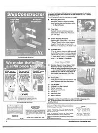 Maritime Reporter Magazine, page 5,  Dec 2000 Florida