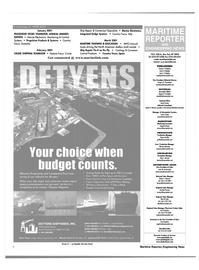 Maritime Reporter Magazine, page 7,  Dec 2000 Charles P. O