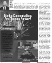 Maritime Reporter Magazine, page 12,  Jan 2001