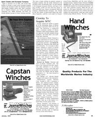 Maritime Reporter Magazine, page 15,  Jan 2001