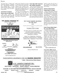 Maritime Reporter Magazine, page 19,  Jan 2001
