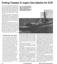 Maritime Reporter Magazine, page 20,  Jan 2001
