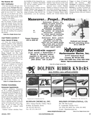 Maritime Reporter Magazine, page 21,  Jan 2001