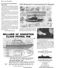 Maritime Reporter Magazine, page 24,  Jan 2001