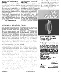 Maritime Reporter Magazine, page 27,  Jan 2001