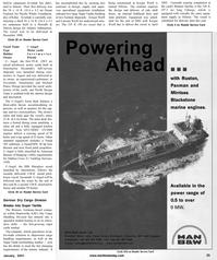 Maritime Reporter Magazine, page 35,  Jan 2001