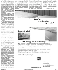 Maritime Reporter Magazine, page 43,  Jan 2001 gas turbines