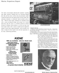 Maritime Reporter Magazine, page 44,  Jan 2001