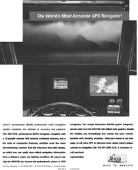 Maritime Reporter Magazine, page 3,  Jan 2001 United States