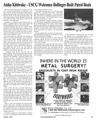 Maritime Reporter Magazine, page 51,  Jan 2001