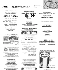 Maritime Reporter Magazine, page 65,  Jan 2001