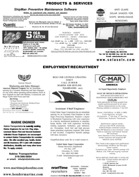 Maritime Reporter Magazine, page 67,  Jan 2001 Texas