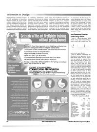 Maritime Reporter Magazine, page 10,  Feb 2001