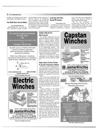 Maritime Reporter Magazine, page 15,  Feb 2001