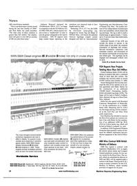 Maritime Reporter Magazine, page 18,  Feb 2001