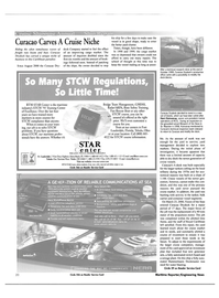 Maritime Reporter Magazine, page 20,  Feb 2001 Caribbean