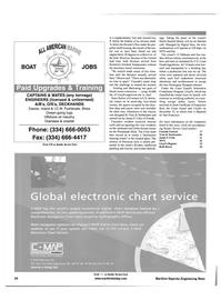 Maritime Reporter Magazine, page 24,  Feb 2001