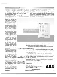 Maritime Reporter Magazine, page 35,  Feb 2001