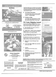 Maritime Reporter Magazine, page 2,  Feb 2001