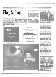 Maritime Reporter Magazine, page 38,  Feb 2001 ite technology