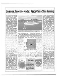 Maritime Reporter Magazine, page 39,  Feb 2001 URICLEAN injection