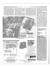 Maritime Reporter Magazine, page 42,  Feb 2001