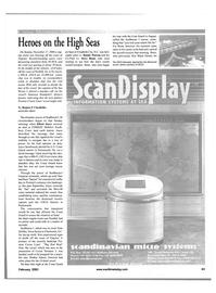 Maritime Reporter Magazine, page 51,  Feb 2001