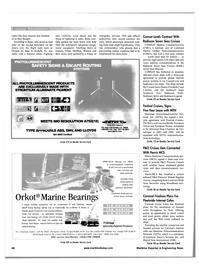 Maritime Reporter Magazine, page 54,  Feb 2001