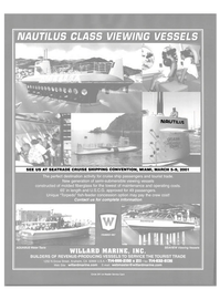 Maritime Reporter Magazine, page 56,  Feb 2001 United States