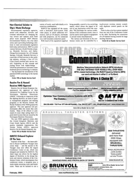 Maritime Reporter Magazine, page 57,  Feb 2001 South Florida