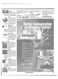 Maritime Reporter Magazine, page 63,  Feb 2001 valve systems