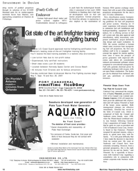 Maritime Reporter Magazine, page 10,  Mar 2001