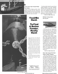 Maritime Reporter Magazine, page 18,  Mar 2001 er technology